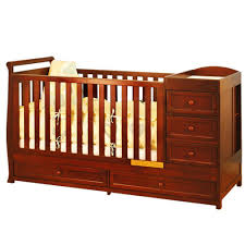 Convertible Crib And Changer Combo by Baby Crib And Changing Table Combo Karimbilal Net