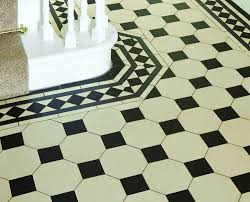 tile black and white octagon floor tile black and white octagon