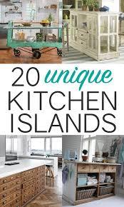 upcycled kitchen ideas 20 insanely gorgeous upcycled kitchen island ideas kitchens house