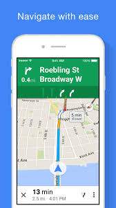 Map Street View Google Maps App Gets Street View Thumbnails Ability To View