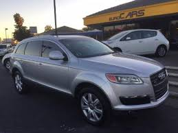 audi q7 dimensions 2008 used 2008 audi q7 for sale pricing features edmunds