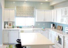 Download Kitchen Backsplash Blue Subway Tile Gencongresscom - Blue subway tile backsplash