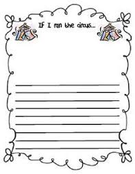 if i ran the circus writing prompt craftivity have downloaded free