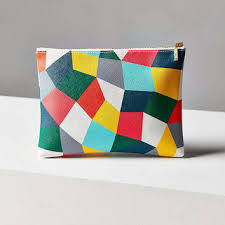delfonics pouch delfonics quitterie mosaic medium pouch from outfitters