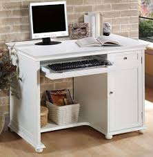 Wooden Computer Desk Designs by Beautiful Desk For Computer On White Computer Desk Design Wooden