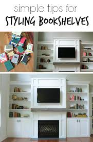 how to decorate bookshelves u2014 decor and the dog