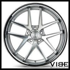 silver hyundai genesis coupe 19 rohana rc9 silver concave wheels rims fits hyundai genesis