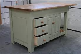 kitchen island without top bespoke kitchen islands free standing kitchens handmade