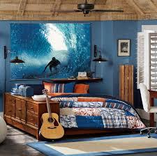 chambre surf idée déco chambre ado autour du surf et de la mer ideeco