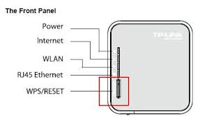 how to reset tp link wifi how to reset tp link products with wps reset button to factory