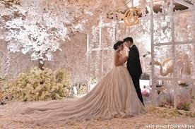 wedding dress chelsea glenn alinskie chelsea wijaya s wedding