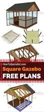 Cheap Pergola Ideas by Gazebo Plans Free How To Build A Gazebo Fast And Cheap