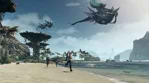 Xenoblade Chronicles Map Xenoblade Chronicles X Is Sprawling And Unforgiving And I Love That