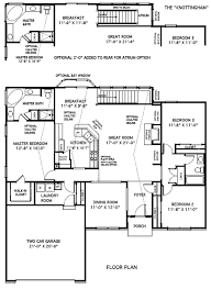 custom built home floor plans custom built houses the knottingham st louis mo