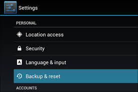 reset android how to factory reset your android phone or tablet when it won t boot