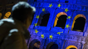 eu leaders seek solidarity in rome despite looming brexit sbs news
