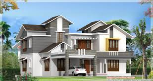exceptional new home models and plans 5 kerala home design new