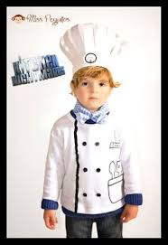 Chef Costume Quick And Easy Diy Halloween Costumes Chef Costume Holidays