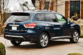 nissan pathfinder third row pre owned nissan pathfinder in streetsboro oh pa2377a