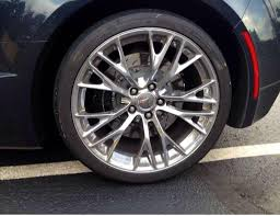 corvette zo6 rims are these wheels available for z51 2016