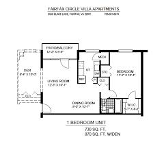 1 bedroom apartments in fairfax va 1 bedroom apartment in fairfax virginia fairfax circle villa