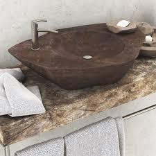 River Rock Bathroom Ideas Stone Rock Bathroom Brightpulse Us