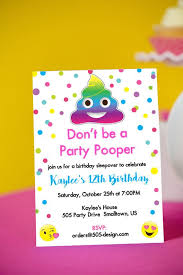 birthday party invitation ideas advita info