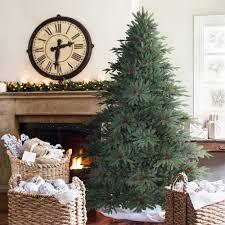 unlit christmas trees artificial unlit christmas tree christmas lights decoration