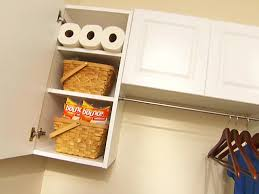 Diy Laundry Room Storage by Hanging Laundry Cabinets How Tos Diy
