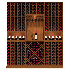 Wine Cellar Shelves - modular wine racks from kessick by wine cellar specialists