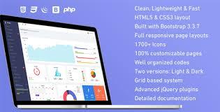 big ben responsive admin dashboard template admin templates