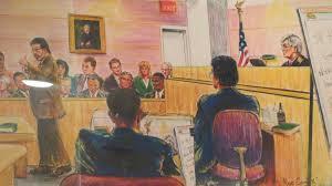 jerry mcjunkins charlotte u0027s courtroom sketch artist wfae