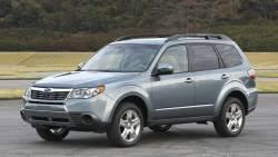 2012 Subaru Forester Interior 2012 Subaru Forester Pictures