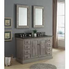 virtu usa ava 63 inch double sink bathroom vanity set bathroom