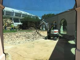 video lsu habitat upgrades under way next mike the tiger to