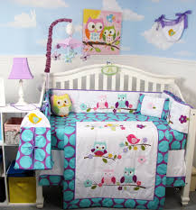 Nursery Bed Set Soho Designs Bedding Sets Soho Lavender Owls Baby Crib