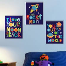 Kids Wall Art Youll Love Wayfair - Canvas art for kids rooms