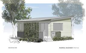 how much does a prefab home cost jetson green low cost prefabs land in santa monica