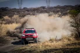 victory on debut for toyota gazoo racing hilux at sun city 400