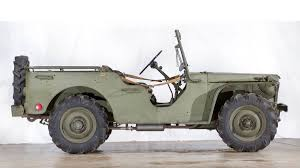 jeep ford proto jeep 1940 ford gp no 1 pygmy added to national historic