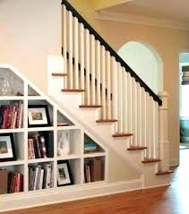 stair bookcase under stairs bookcase units bookcase plans diy under stairs bookcase