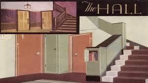 1930s house interior design uk youtube