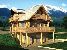 Hillside Walkout Basement House Plans Walkout Basement House Plans Hillside House Plans With Walkout