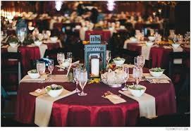 burgundy wedding reception decoration guide to decorate a wedding