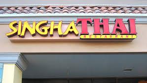 singha cuisine singha restaurant