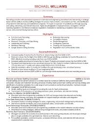 Property Management Resume Property Management Resume Examples