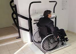 wheelchair stair lift indoor wheelchair stair lift for steps