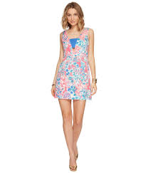 Lilly Pulitzer Baby Clothes Lilly Pulitzer Cassa Shift At Zappos Com