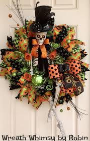 Fiber Optic Halloween Decorations by 1913 Best Holiday Crafts Images On Pinterest Deco Mesh Wreaths