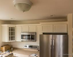How To Install Kitchen Cabinets Crown Molding by Kitchen Cabinet Crown Molding Peachy Design Ideas 16 How To